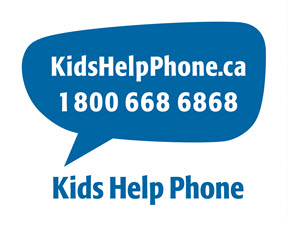 Kids HelpPhone logo